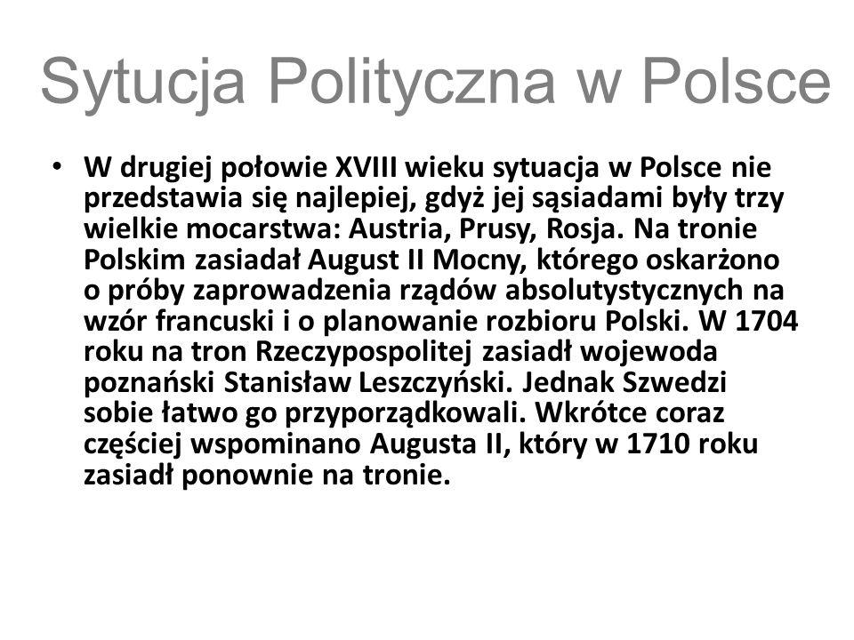 Sytucja Polityczna w Polsce