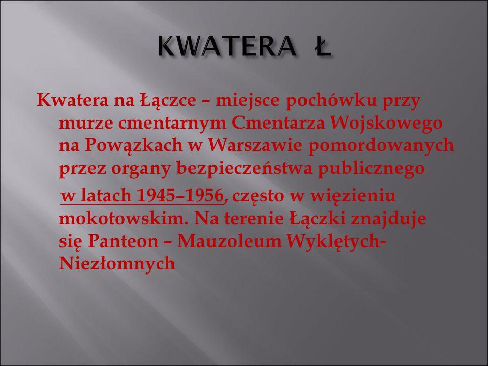 KWATERA Ł