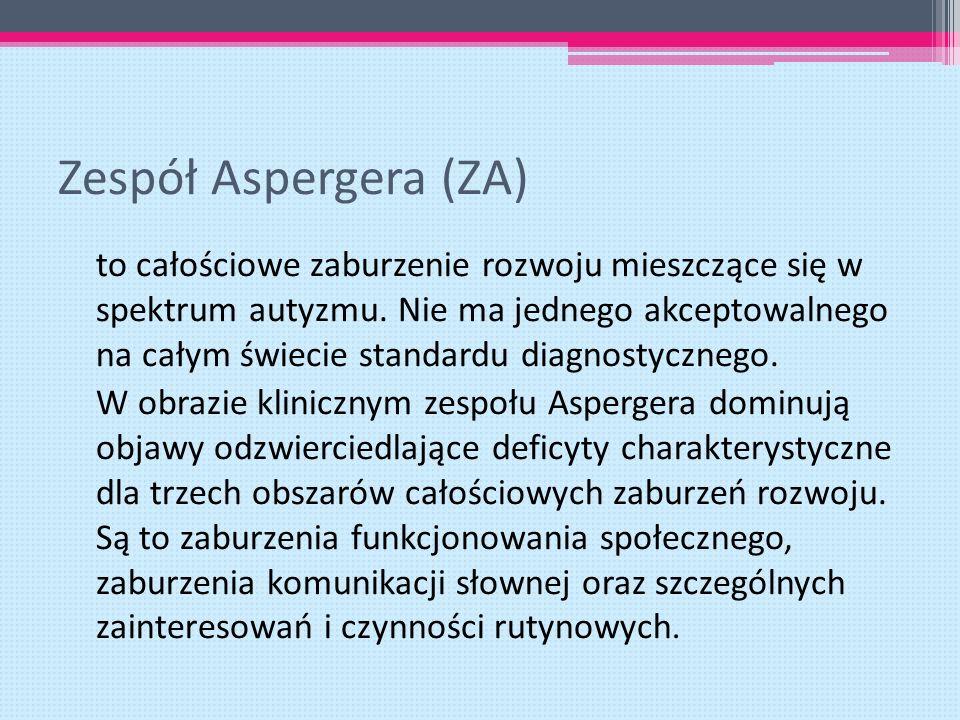 Zespół Aspergera Image: Dziecko Z Zespołem Aspergera