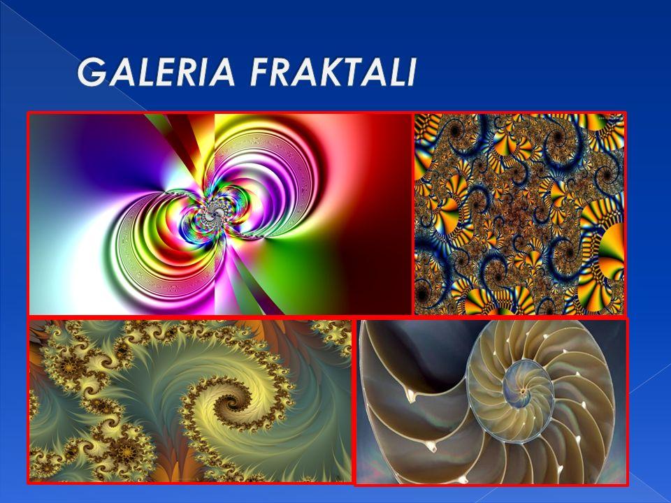 GALERIA FRAKTALI