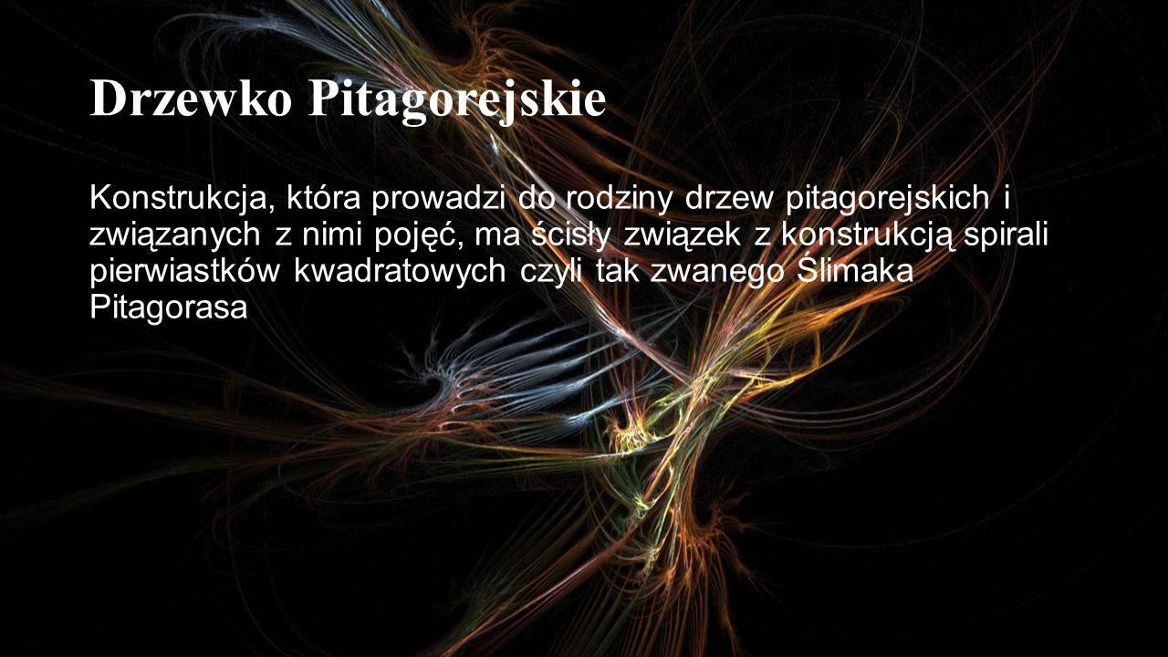 Drzewko Pitagorejskie
