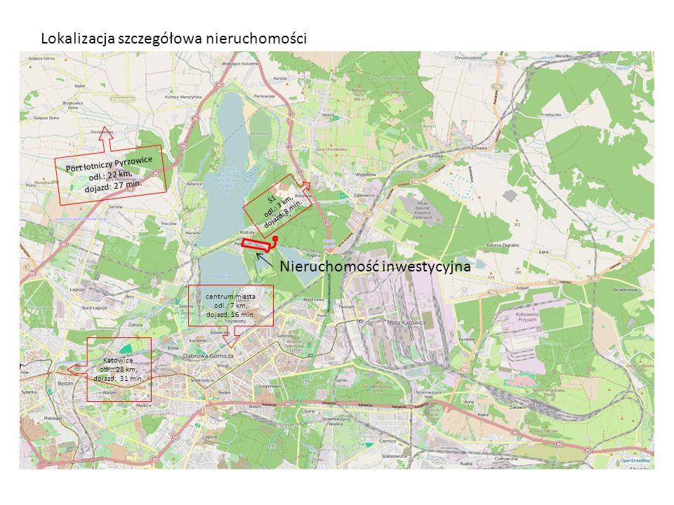 Lokalizacja szczegółowa nieruchomości