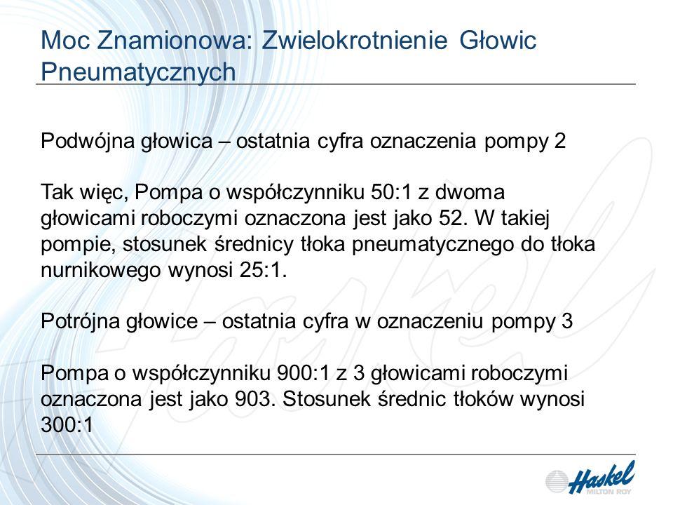 Moc Znamionowa: Zwielokrotnienie Głowic Pneumatycznych