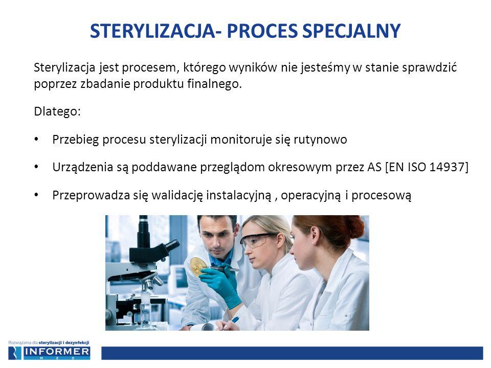 STERYLIZACJA- PROCES SPECJALNY