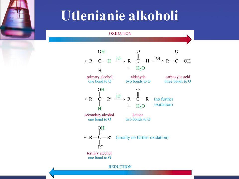 Utlenianie alkoholi
