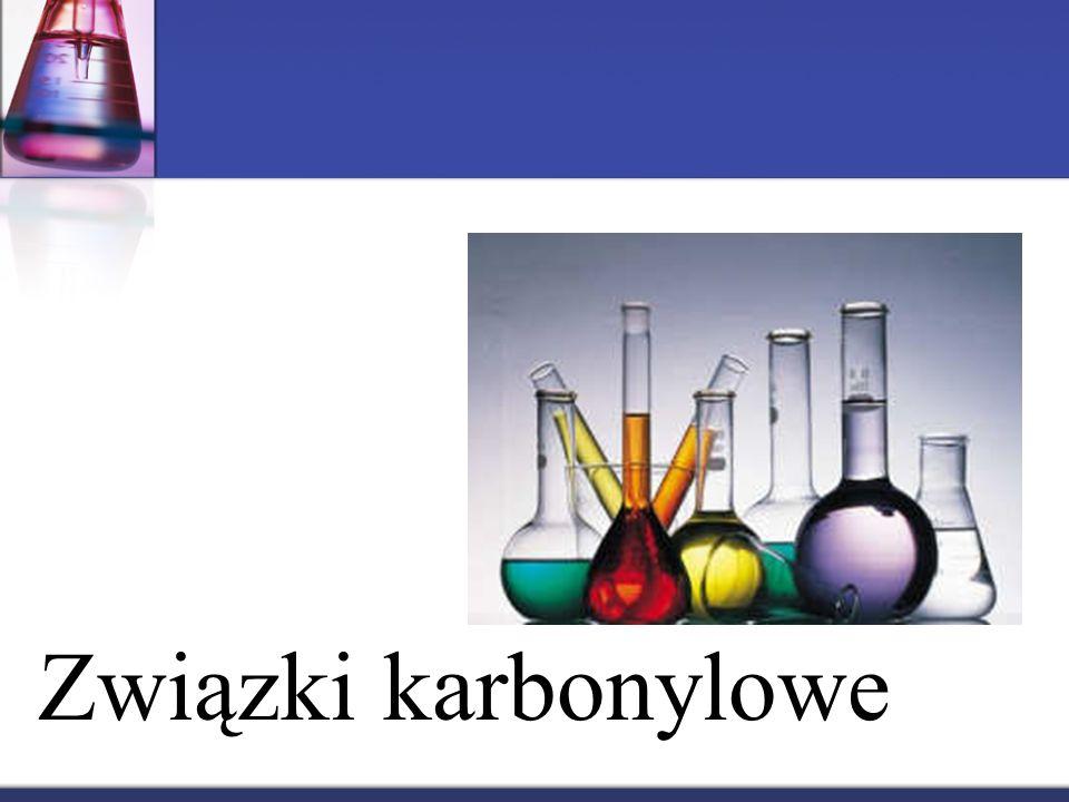 Związki karbonylowe
