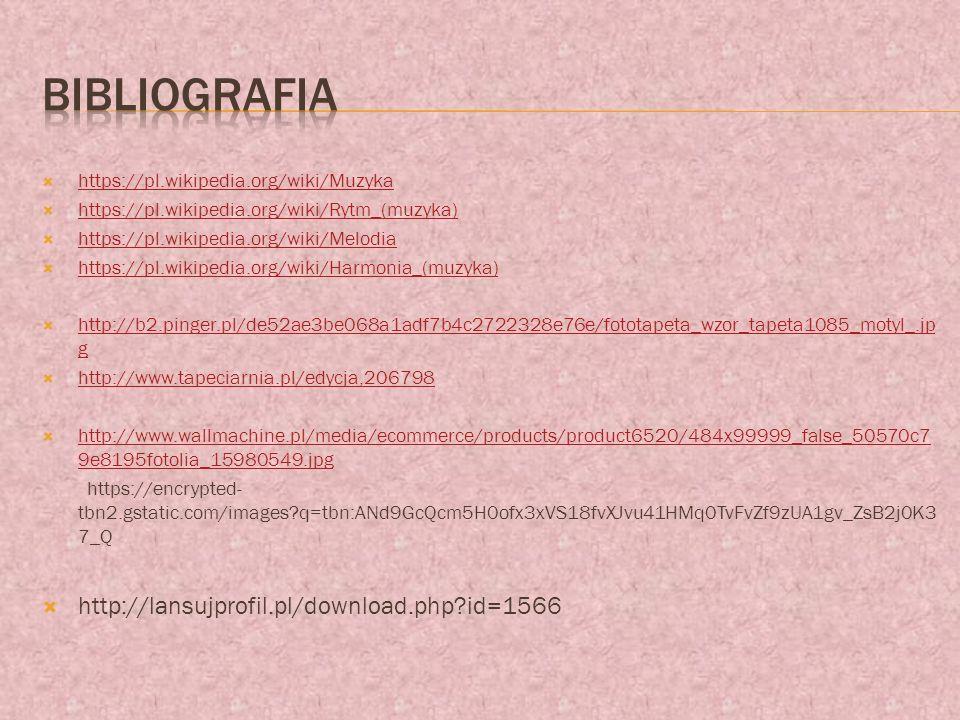 bibliografia http://lansujprofil.pl/download.php id=1566