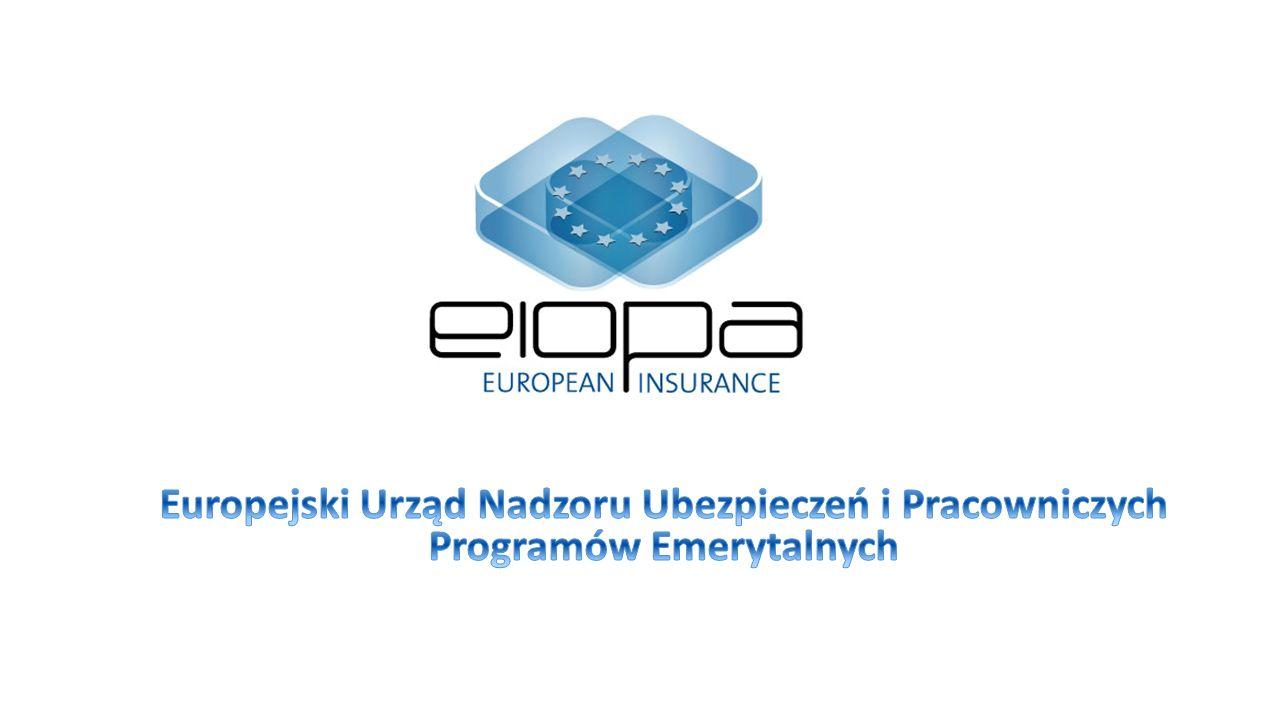 Europejski Urząd Nadzoru Ubezpieczeń i Pracowniczych Programów Emerytalnych