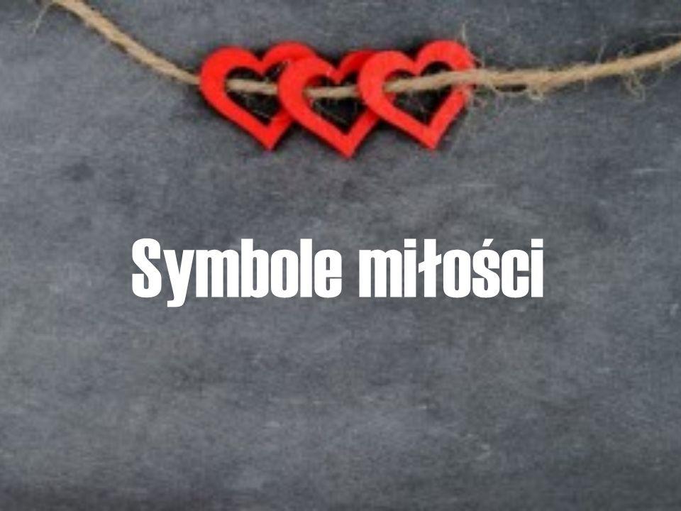 Symbole miłości