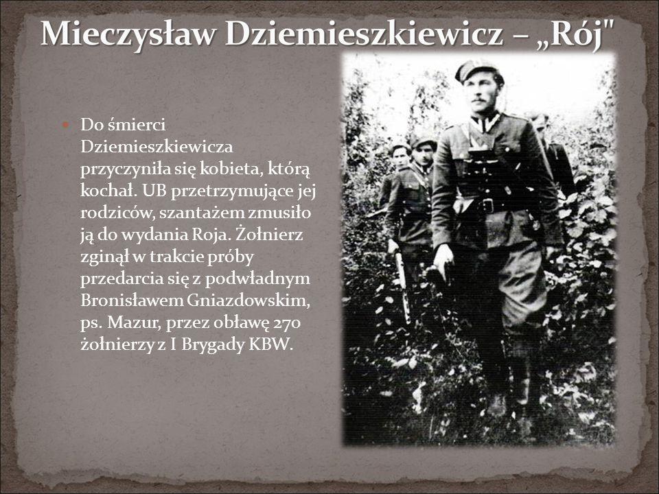Do śmierci Dziemieszkiewicza przyczyniła się kobieta, którą kochał