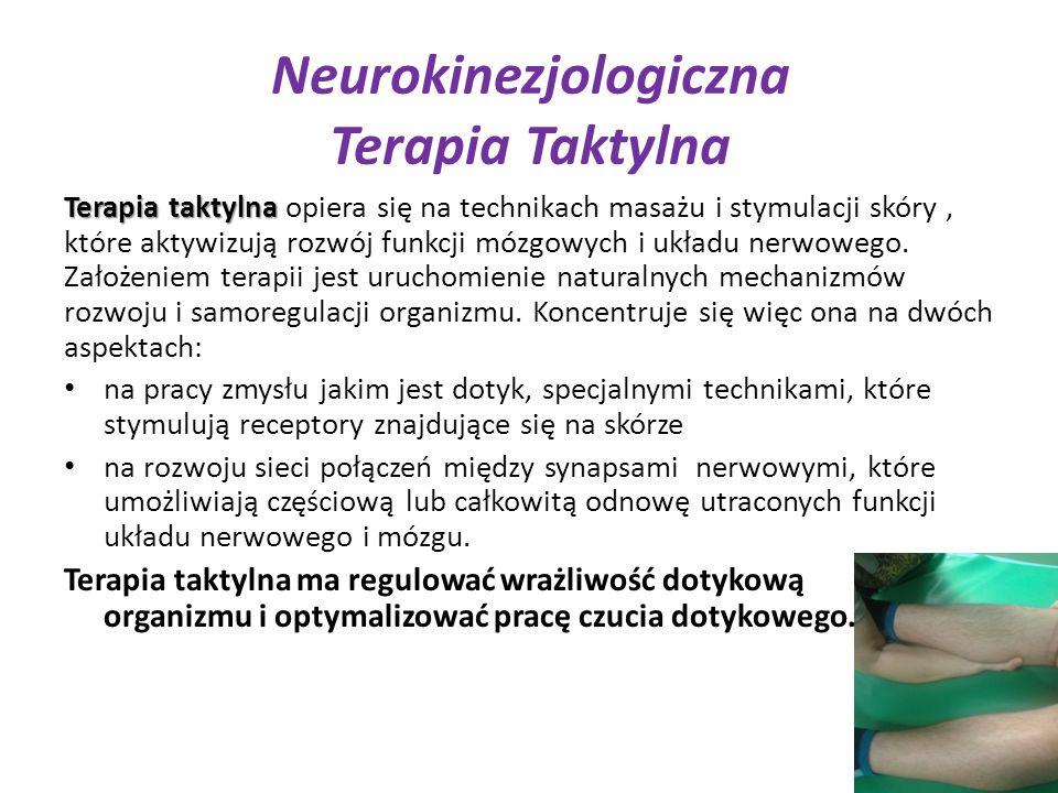 Neurokinezjologiczna Terapia Taktylna
