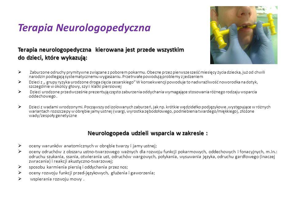 Terapia Neurologopedyczna