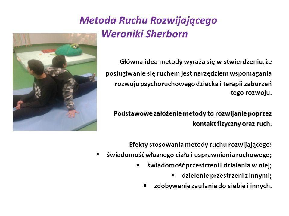 Metoda Ruchu Rozwijającego Weroniki Sherborn