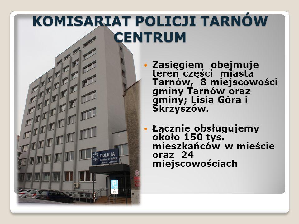 KOMISARIAT POLICJI TARNÓW CENTRUM