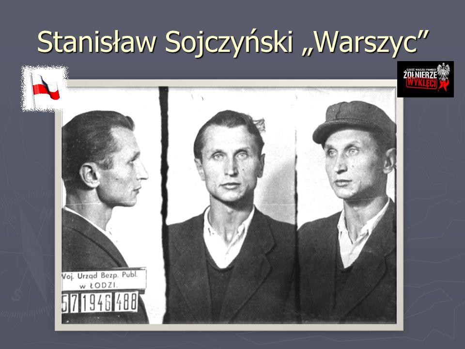 """Stanisław Sojczyński """"Warszyc"""