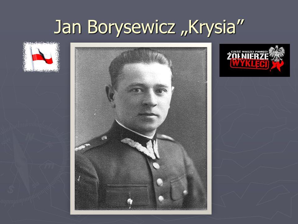 "Jan Borysewicz ""Krysia"