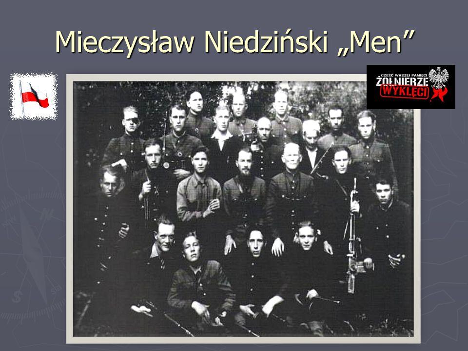 """Mieczysław Niedziński """"Men"""