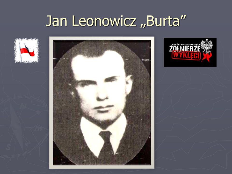 "Jan Leonowicz ""Burta"