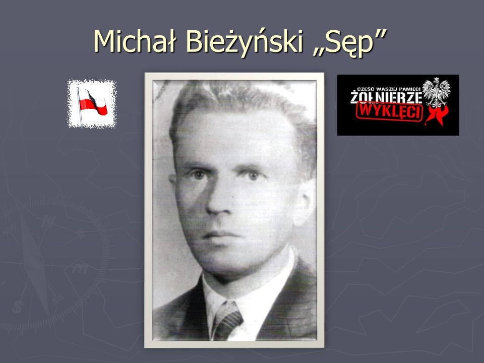 """Michał Bieżyński """"Sęp"""