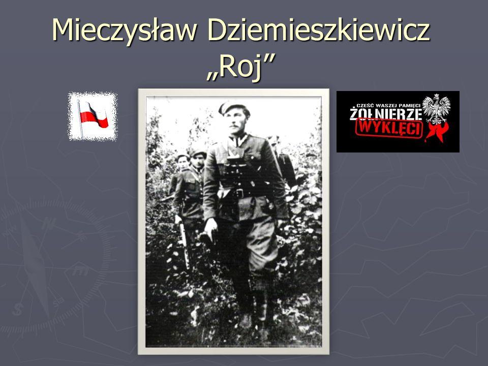 """Mieczysław Dziemieszkiewicz """"Roj"""