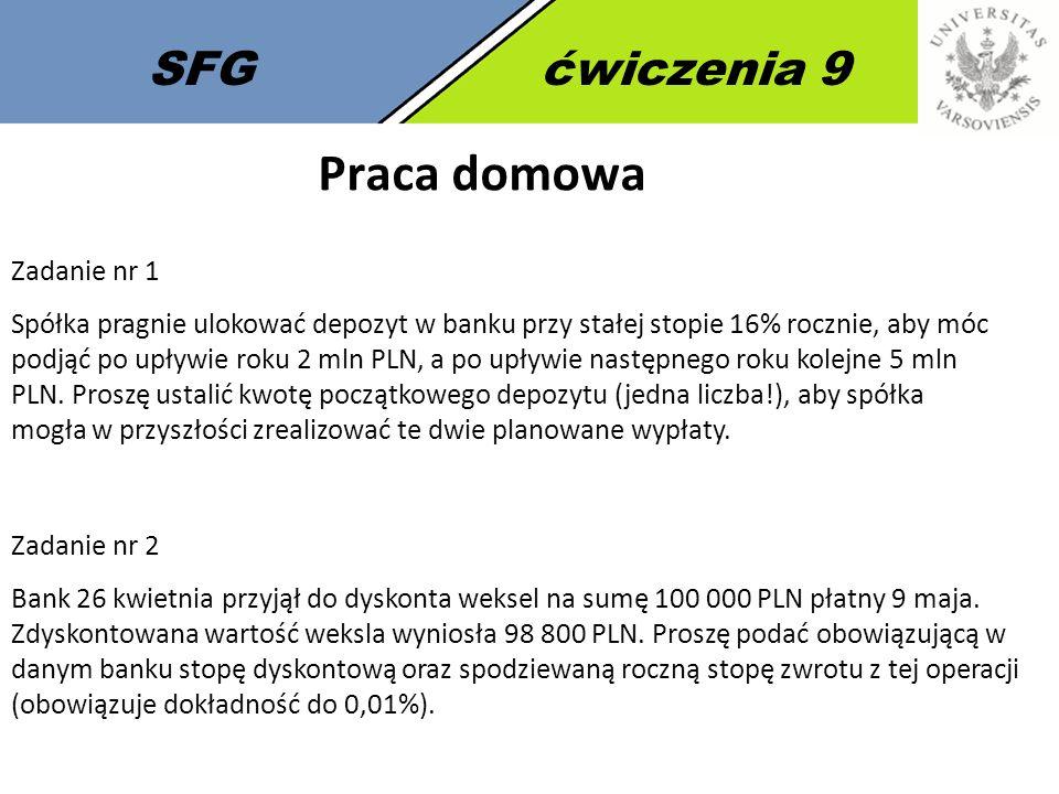 Praca domowa SFG ćwiczenia 9 Zadanie nr 1