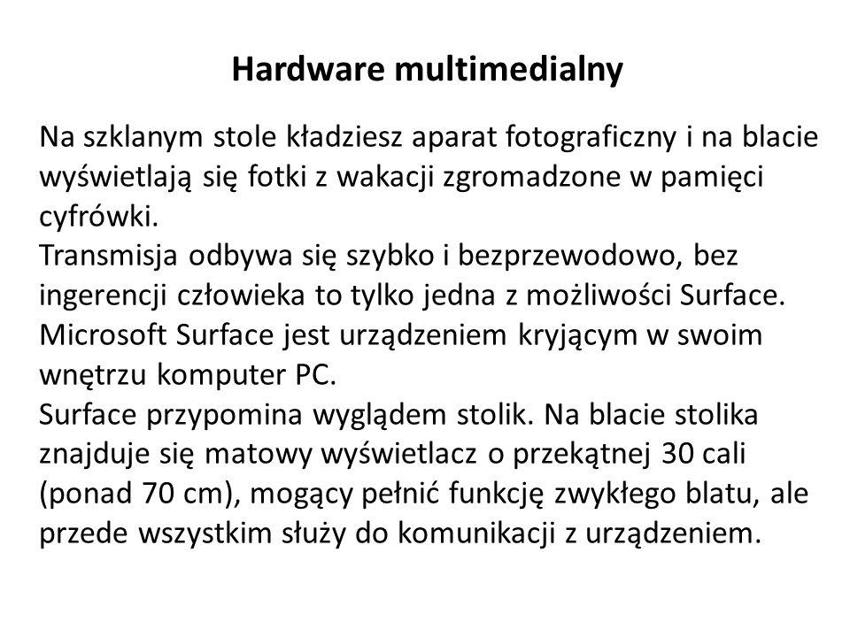 Hardware multimedialny
