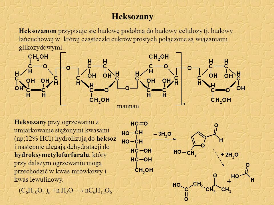 Heksozany