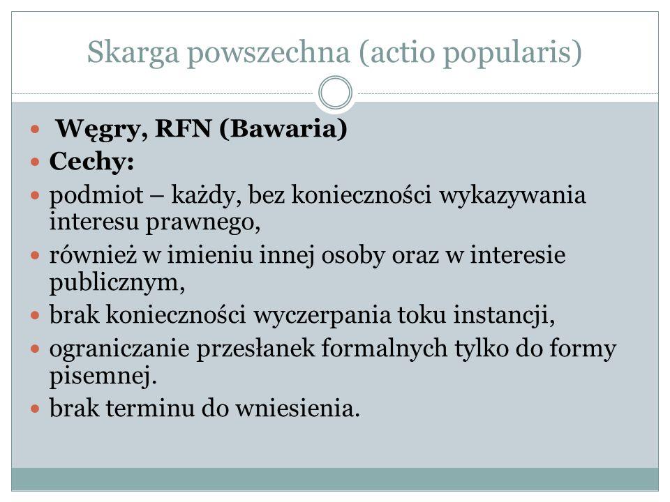 Skarga powszechna (actio popularis)