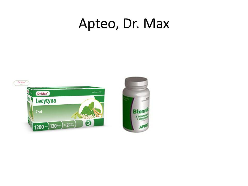Apteo, Dr. Max