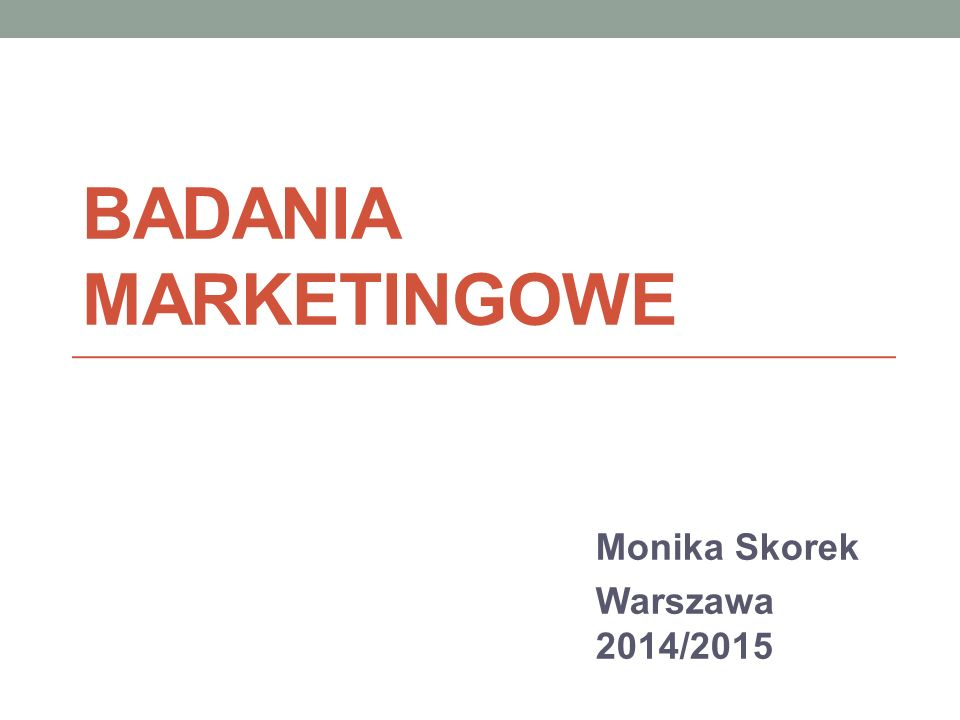 Monika Skorek Warszawa 2014/2015