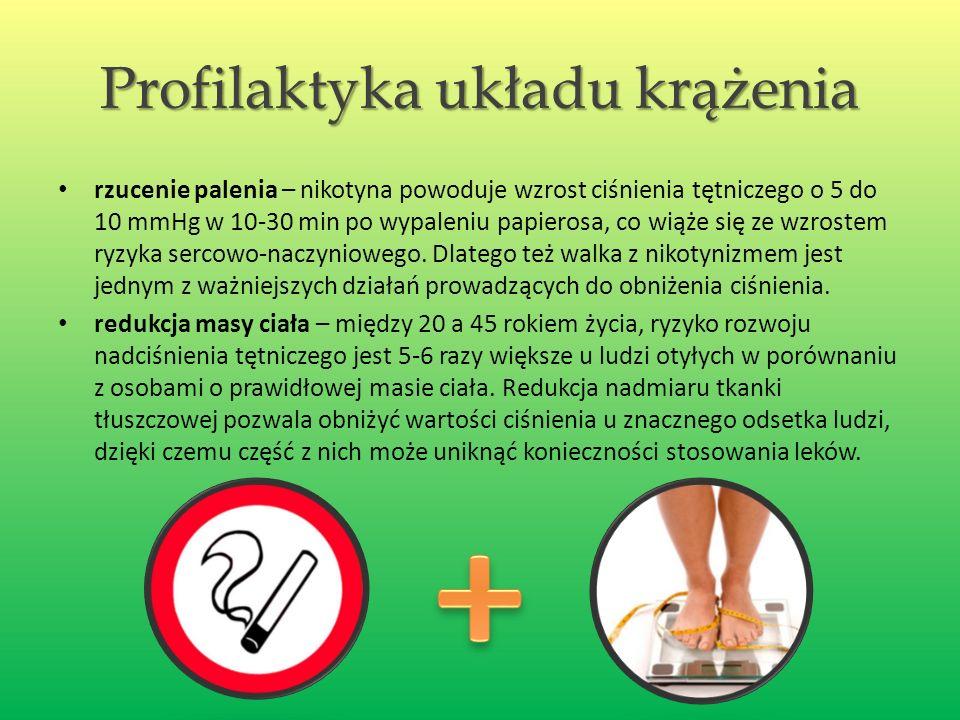 Profilaktyka układu krążenia