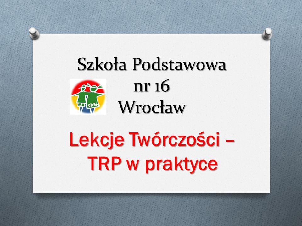 Szkoła Podstawowa nr 16 Wrocław