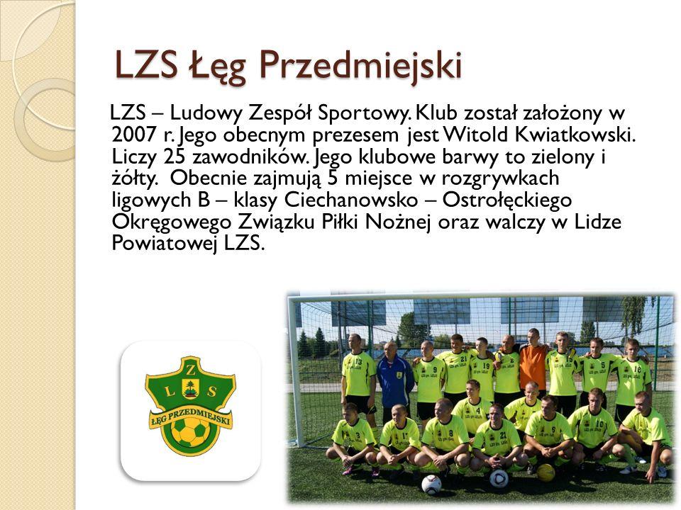 LZS Łęg Przedmiejski
