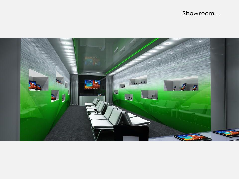 Showroom…