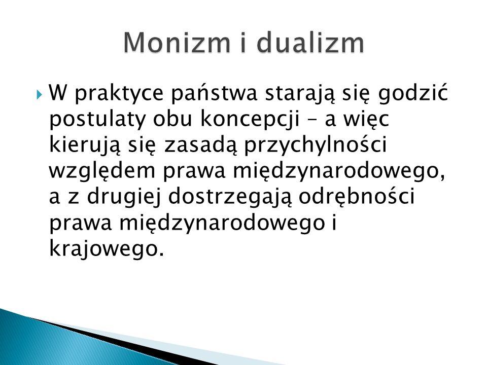 Monizm i dualizm