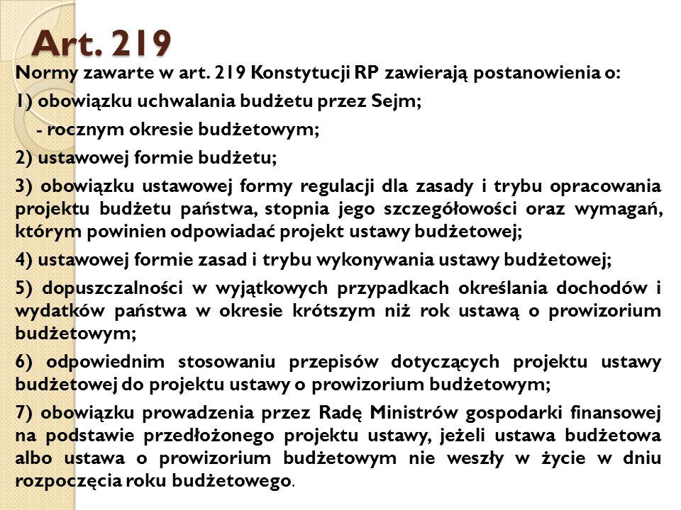 Art. 219