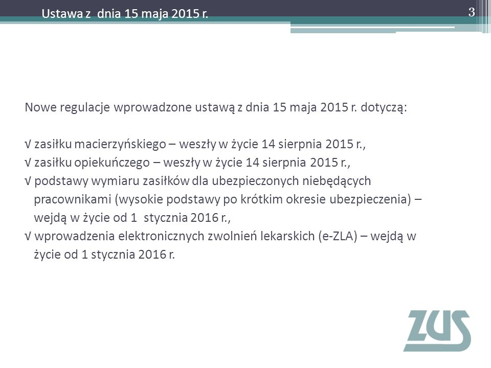 Ustawa z dnia 15 maja 2015 r.