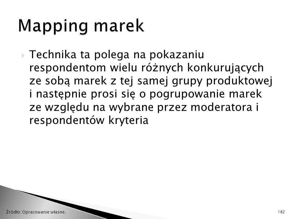 Mapping marek