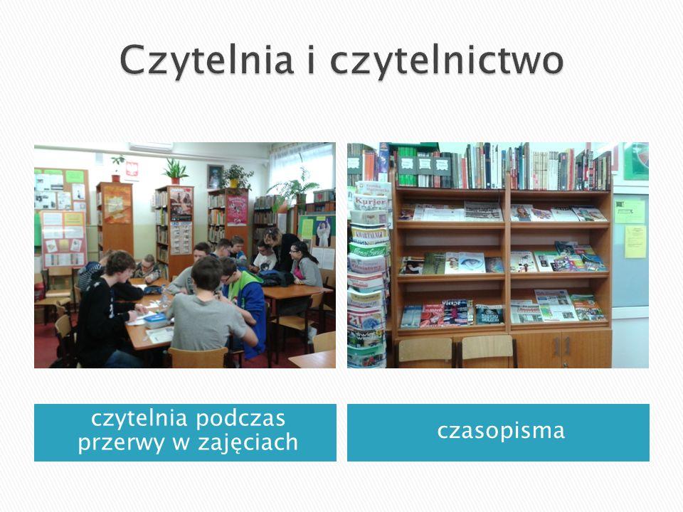 Czytelnia i czytelnictwo