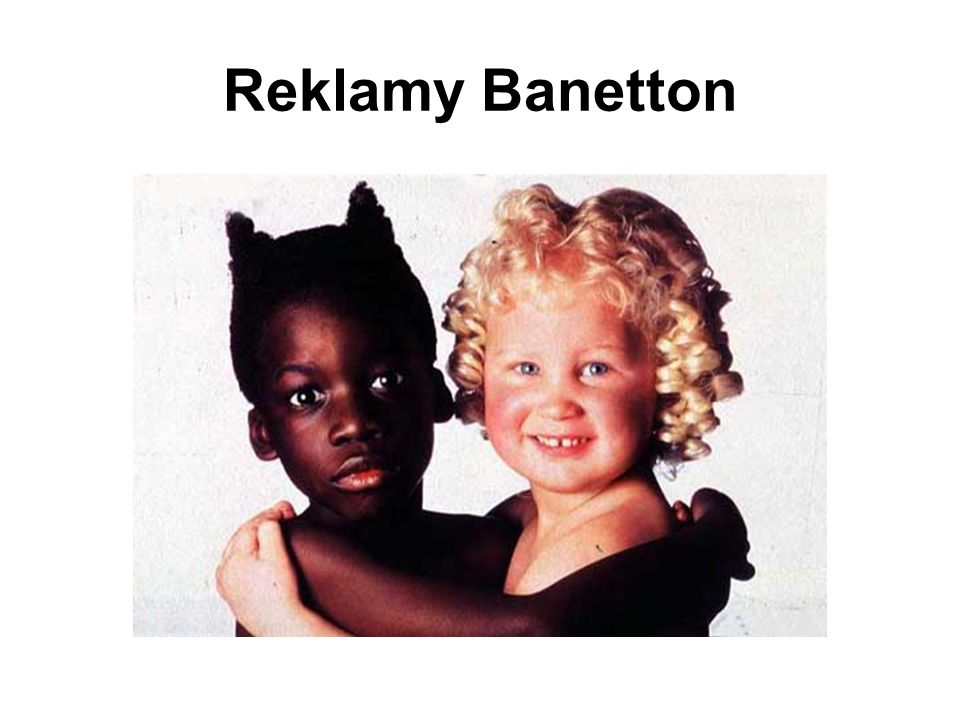 Reklamy Banetton