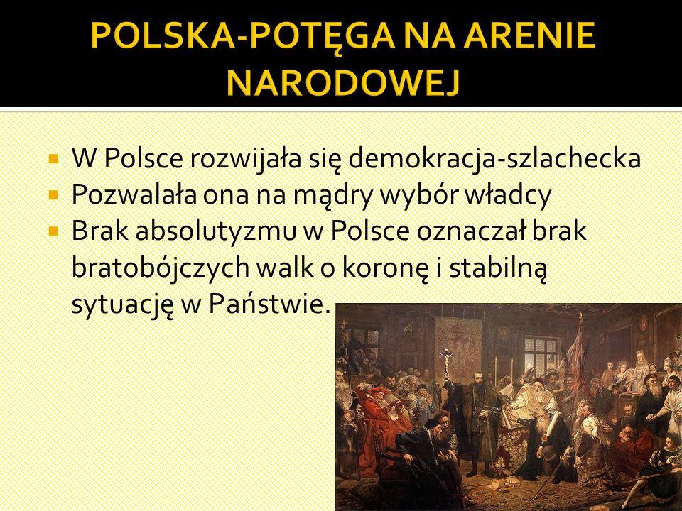 POLSKA-POTĘGA NA ARENIE NARODOWEJ