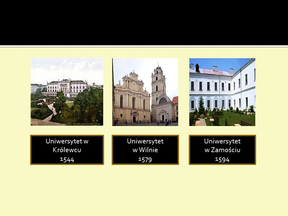 Uniwersytet w Królewcu