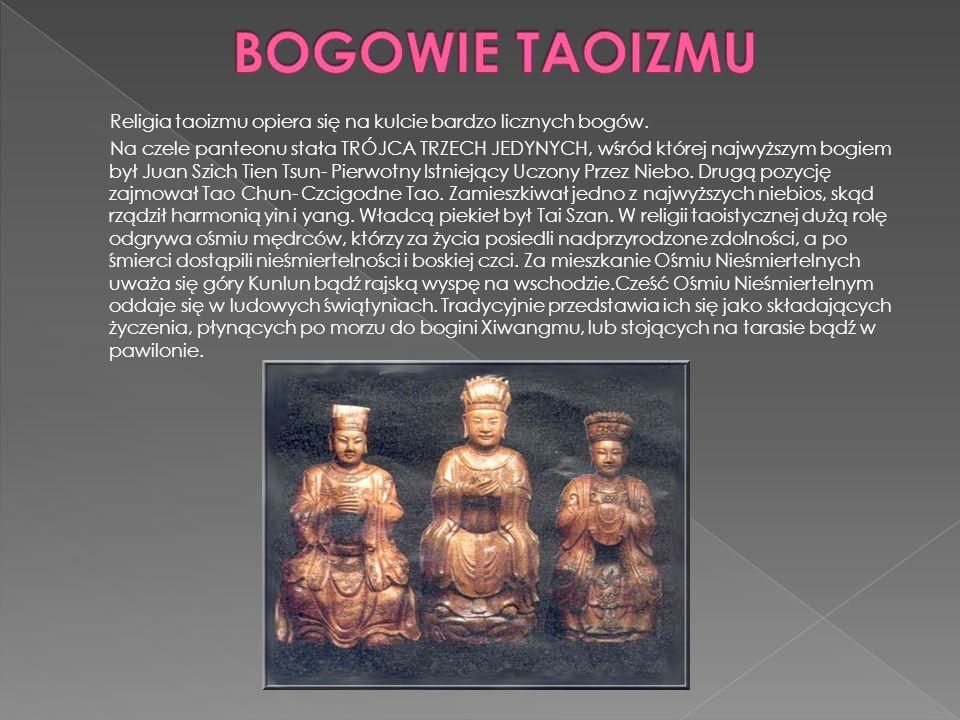 BOGOWIE TAOIZMU