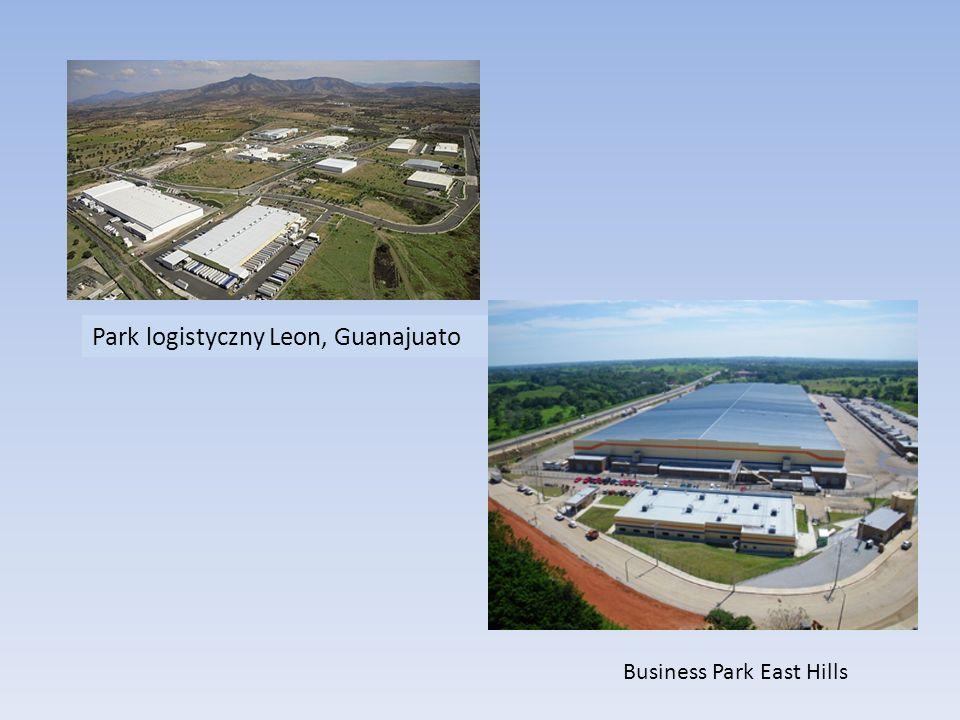 Park logistyczny Leon, Guanajuato