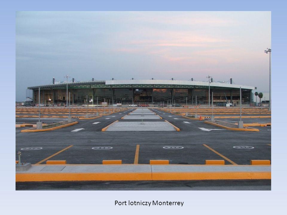 Port lotniczy Monterrey