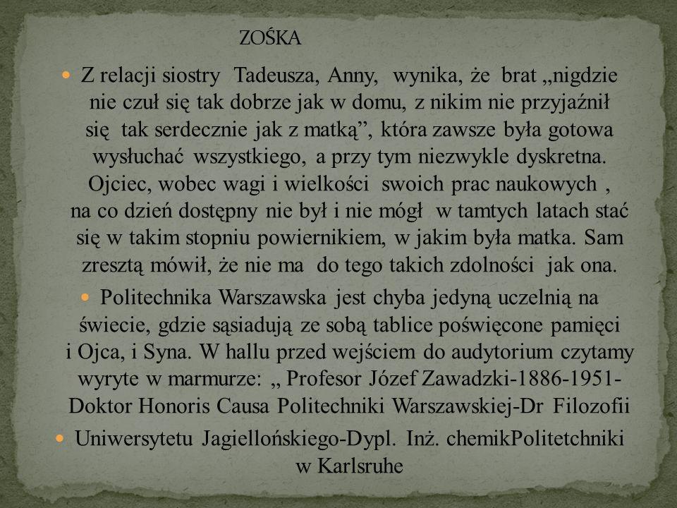 ZOŚKA
