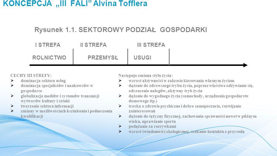 "KONCEPCJA ""III FALI Alvina Tofflera"