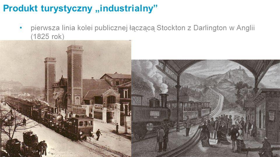 "Produkt turystyczny ""industrialny"
