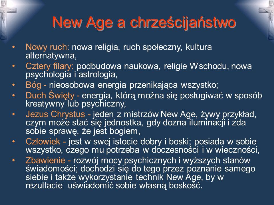 New Age a chrześcijaństwo