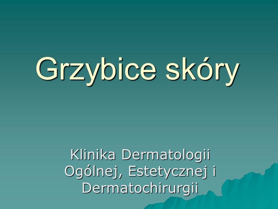 Klinika Dermatologii Ogólnej, Estetycznej i Dermatochirurgii